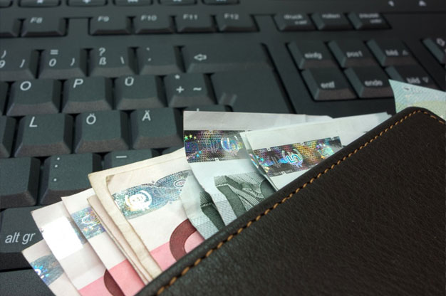 money-keyboard
